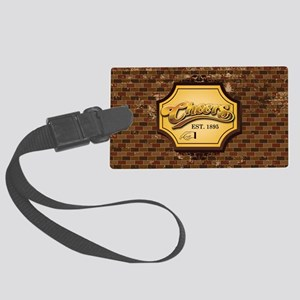 cheers Large Luggage Tag