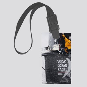 Volvo Ocean Race Large Luggage Tag