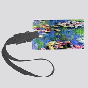 MONETCalender Large Luggage Tag