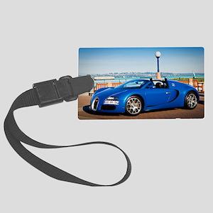 Bugatti5 Large Luggage Tag