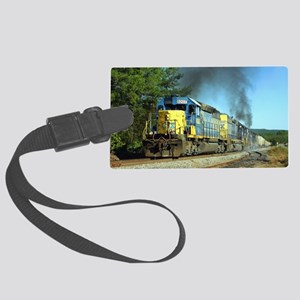CSX Smoker Large Luggage Tag