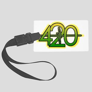 420 YBG Large Luggage Tag