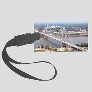 Charleston Large Luggage Tag