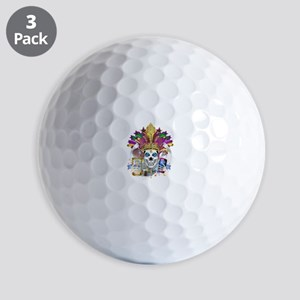King of Time 2 Golf Balls