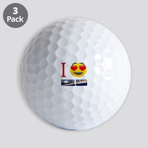 I love Marshall Islands Golf Balls