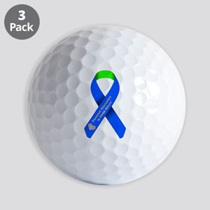 parental alienation is child abuse ribb Golf Balls