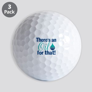 Oil For That blteal Golf Balls