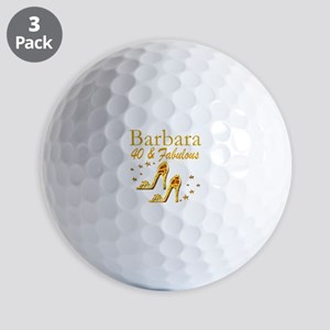 40TH PRIMA DONNA Golf Balls