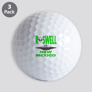 Roswell New Mexico Golf Balls