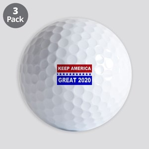 Keep America Great 2020 Golf Ball