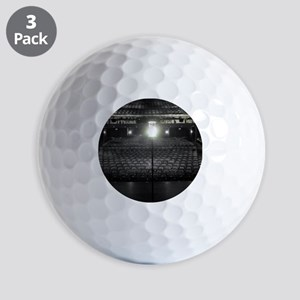 Ghost Light Golf Balls