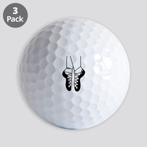 IRISH DANCE SHOES ONE COLOR Golf Ball