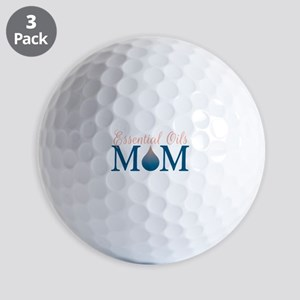 EO mom napeach Golf Balls