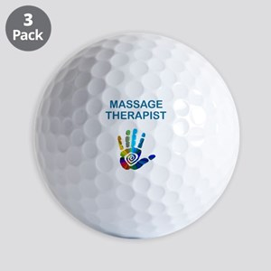MASSAGE THERAPIST Golf Balls