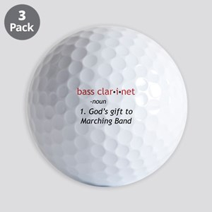 Bass Clarinet Definition Golf Balls