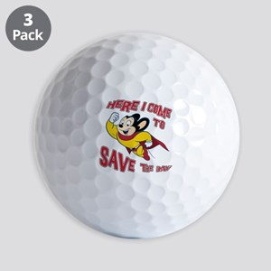 Mighty Mouse Golf Ball