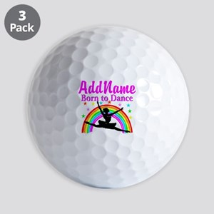 BORN DANCING Golf Balls