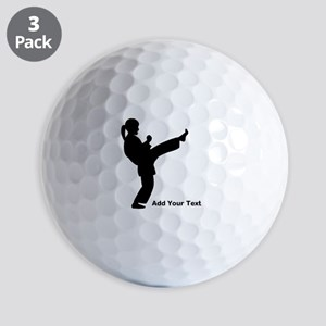 Karate Golf Ball