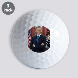 Barack Obama President of the United States Golf B