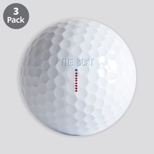 The Real Parts Of The Boat Golf Balls