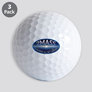 2MASS New Logo Golf Balls