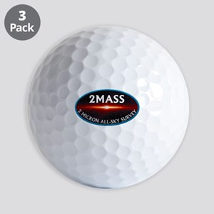 2MASS Original Logo Golf Balls