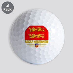 Basse-Normandie (Flag 10) Golf Balls