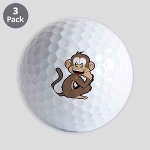 cheeky Monkey Golf Balls