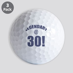 LegendaryA30 Golf Balls