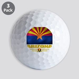 Arizona (Flag 10) Golf Balls