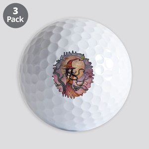 Autumn Magic Golf Balls