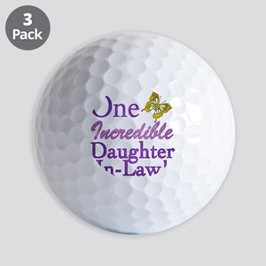 IncredibleDaughterInLaw Golf Balls