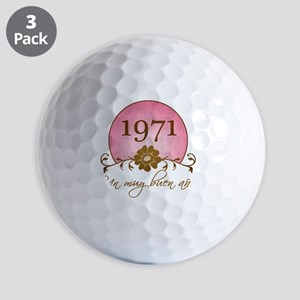 Sunrise1971 Golf Balls