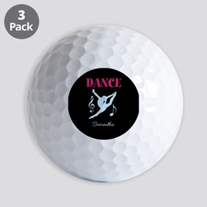 Dance personalized Golf Ball