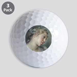 A Muse Golf Ball