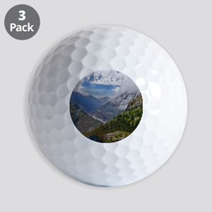 Skagway Harbor Golf Balls