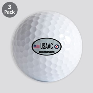 United States Army Air Corps Golf Balls