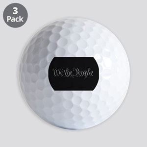 U.S. Outline - We the People Golf Balls