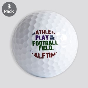 The Best Athletes Golf Ball