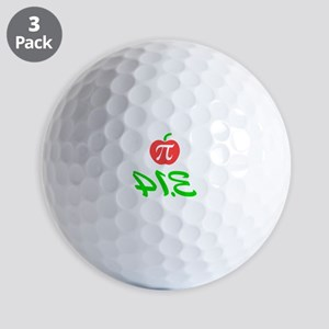 Pi Day 3.14 Golf Ball