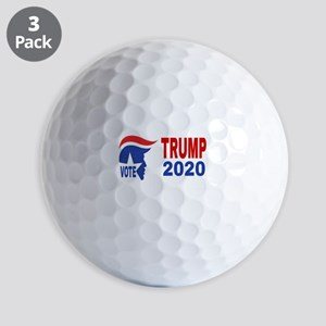 VOTE TRUMP 2020 Golf Balls