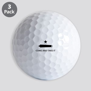 BATTLE OF GONZALES Golf Ball