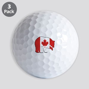 BEAR Golf Ball