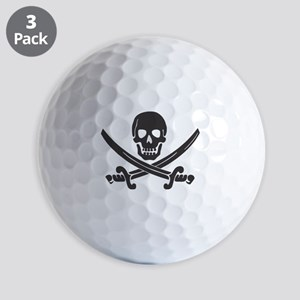Calico Jack Pirate Golf Balls