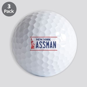 Assman Golf Balls