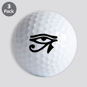 Eye of Horus Golf Balls
