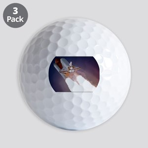 Space - Shuttle - NASA Golf Ball