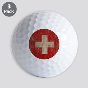 Vintage Switzerland Golf Balls