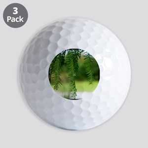 Morning Dew Golf Balls