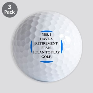 golfer Golf Ball